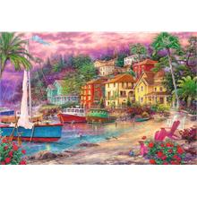 Trefl 26158 - 1500 Parça On Golden Shores Puzzle