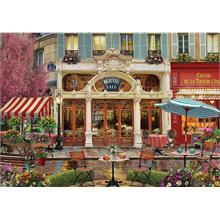 Ks Games 1000 Majestic Cafe Puzzle - David Maclean