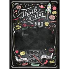 Clementoni 1000 Parça Think Outside the Box Blackboard Puzzle