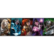 Clementoni 1000 Parça Magic The Gathering Panorama Puzzle