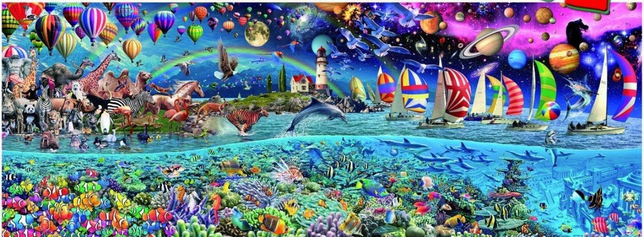 Educa 24000 Parça Puzzle Life, The Greatest