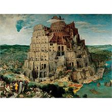 Ravensburger 5000 Parça Puzzle Tower of Babel