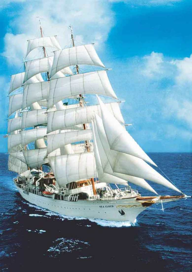 KS Games 1000 Parça Puzzle Sea Cloud