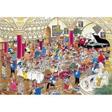 Jumbo 1000 Parça Puzzle The Wedding