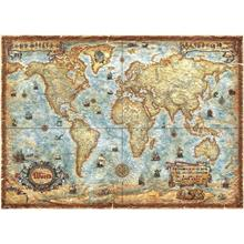 Heye 3000 Parça Puzzle The World