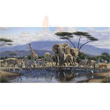 Masterpieces 1000 Parça Puzzle The Gathering Place