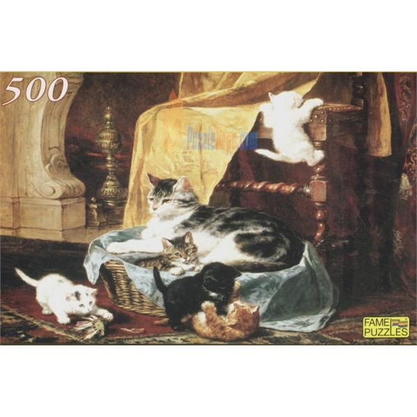 Fame 500 Parça Puzzle The Proud Mother