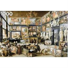 Fame 1000 Parça Puzzle The Art Gallery Of Cornelis Van De Geest