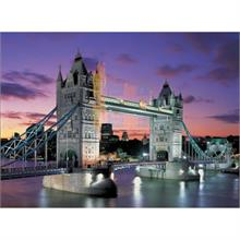 Educa 1000 Parça Puzzle Tower Bridge Puzzle , Neon