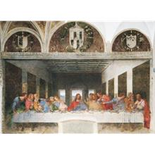 Clementoni 1000 Parça Puzzle The Last Supper