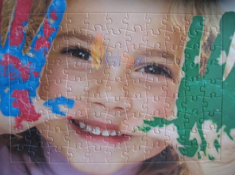 99 Parça Kişiye Özel Puzzle