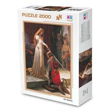 KS Games 2000 Parça Puzzle The Accolade
