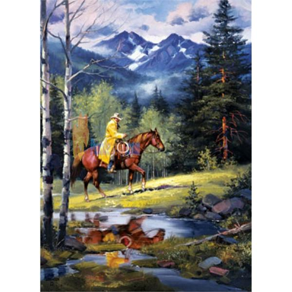 Masterpieces 1000 Parça Puzzle Springtime In The High Country