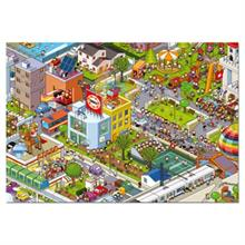 Educa 500 Parça Puzzle All Downtown