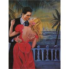 Art Puzzle 500 Parça Sunset Lovers