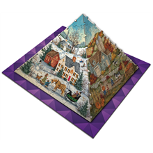 Masterpieces 365 Parça Piramit Puzzle Four Seasons