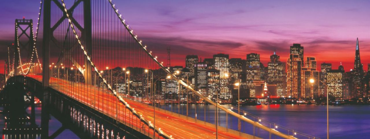 Ks Games 1000 Parça Puzzle Panorama Bridge of San Francisco