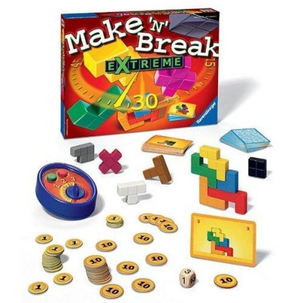 Ravensburger Make n Break Extreme
