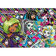 Clementoni 500 Parça Puzzle Monster High Perfectly Imperfect