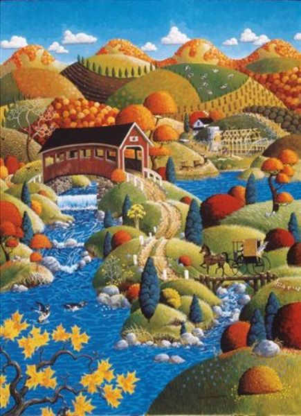 Masterpieces 1000 Parça Puzzle Good Neighbor