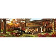 Masterpieces 1000 Parça Panoramik Puzzle Sugar Creek Cider Mill