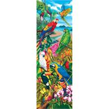 Masterpieces 500 Parça Panoramik Puzzle Tropical Beauty