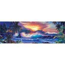 Masterpieces 1000 Parça Panoramik Puzzle Window to Eternity