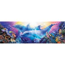 Masterpieces 1000 Parça Panoramik Puzzle Believe the Dream