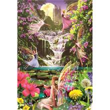 Educa 500 Parça Puzzle Waterfall Fairies