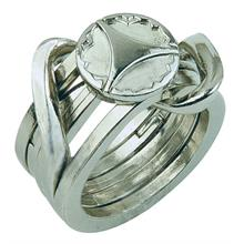 Eureka Cast Puzzle Ring II *****
