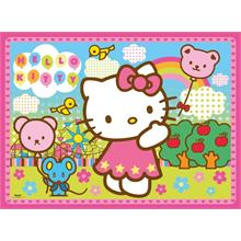 Ravensburger Hello Kitty Puzzle Super 100 Parça