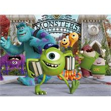 Ravensburger super 100 Parçalı Puzzle Monster Univercity Disney