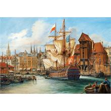 Castorland 1000 Parça Copy of The Old Gdansk Puzzle
