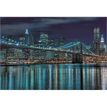 Educa 1000 Parça Manhattan At Night Puzzle