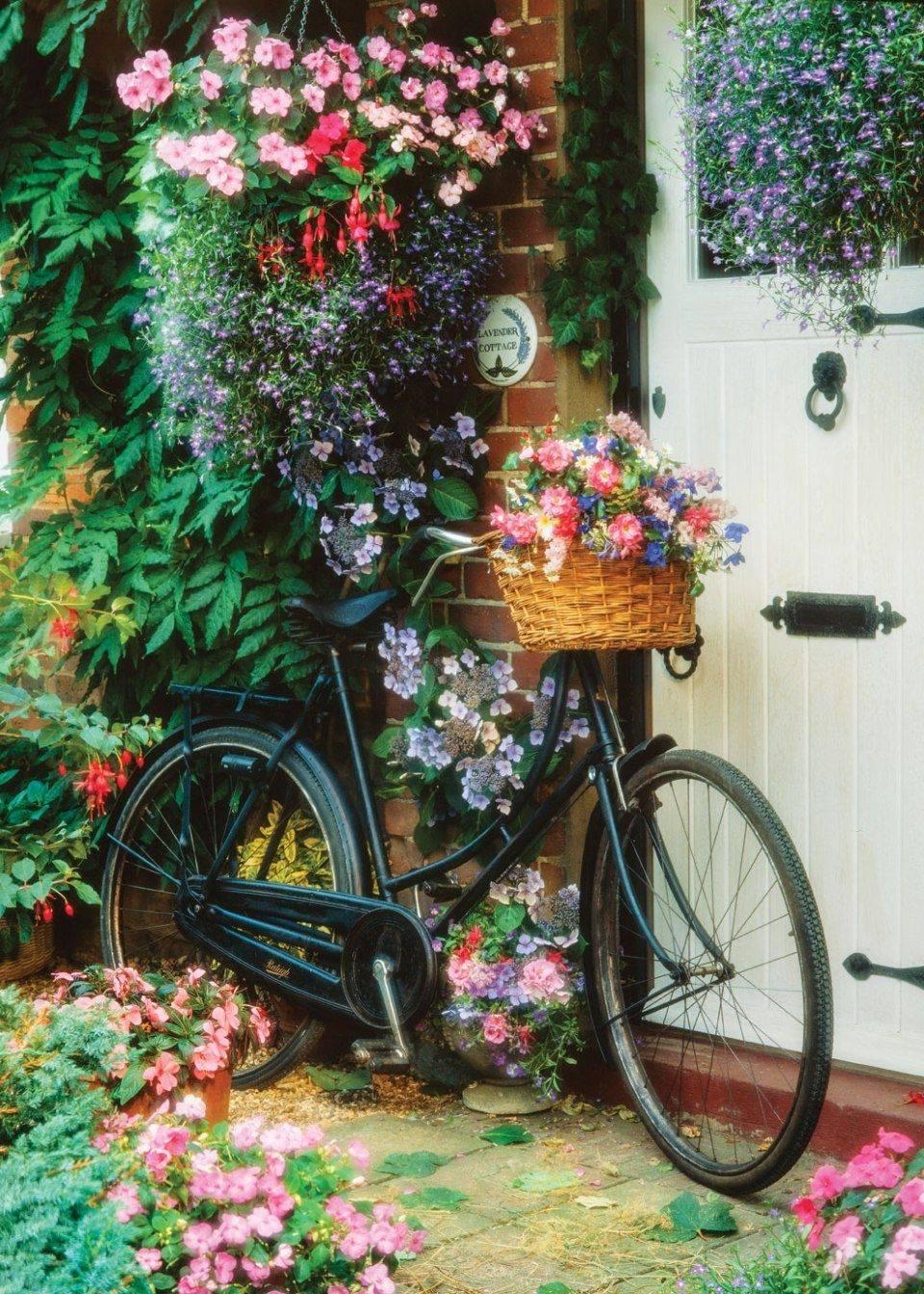 1000 Images About 3d Floors On Pinterest: Art Puzzle 500 Parça Velesbit Bisiklet Puzzle