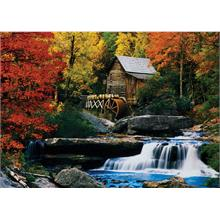 KS Games 500 Parça Autumn Chalet Puzzle Katherine Hurtley